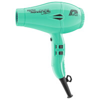 Parlux Advance Light Ceramic Ionic Hair Dryer - Mint