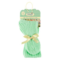 The Vintage Cosmetics Company Aloe Vera Infused Cosy Socks - Mint