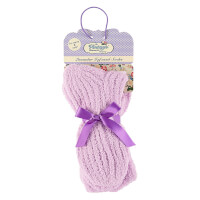 The Vintage Cosmetics Company Lavender Infused Cosy Socks - Violet