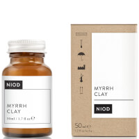 NIOD Myrrh Clay Mask 50ml