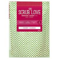 Scrub Love Coconut Body Scrub - Coconut Cranberry