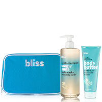 bliss Vanilla Bath and Body Duo