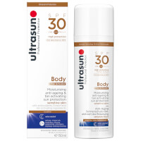 Ultrasun Tan Activator for Body SPF30 150ml