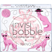 invisibobble Circus Collection NANO What's With The Cattitude?