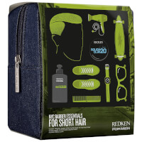 Redken For Men Kit Buzz Cut - Barber Essentials Kit (Short Men's Hair)