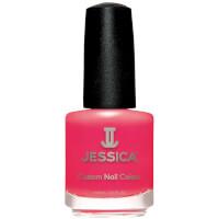 Jessica Nails Custom Colour Nail Varnish 14.8ml - Magenta