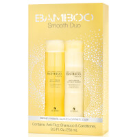Alterna Haircare Bamboo Smooth Anti-Frizz Duo Gift Set (Worth £37.00)