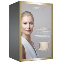 Iluminage Skin Rejuvenating Sesame Pillowcase and Eye Mask