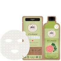 STARSKIN JuiceLab® Holy Kale Power C+ Booster Face Mask