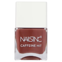 nails inc. Afternoon Mocha Caffeine Hit Nail Varnish 14ml