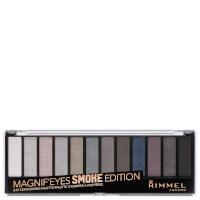 Rimmel 12 Pan Eyeshadow Palette - Smokey Edition 14g