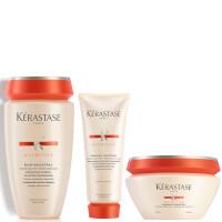 Kérastase Nutritive Shampoo, Conditioner and Hair Mask