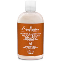 Shea Moisture Argan Oil and Almond Milk Shampoo 384ml