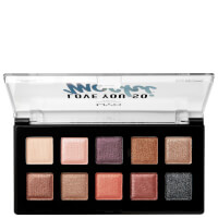 NYX Professional Makeup Love You So Mochi Eyeshadow Palette - Sleek & Chic