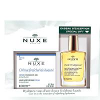 NUXE Crème Fraiche De Beaute Set (Normal Skin)