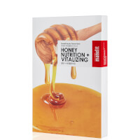 Manefit Beauty Planner Honey Nutrition + Revitalizing Mask (Box of 5)