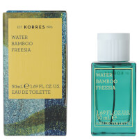 KORRES For Her Water, Bamboo and Freesia Eau de Toilette 50ml