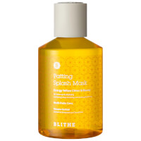 Blithe Energy Yellow Citrus and Honey Patting Splash Mask 200ml