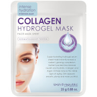 Skin Republic Hydrogel Face Sheet Mask Collagen 25g