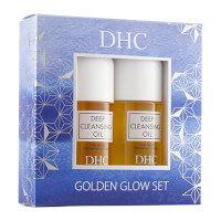 DHC Golden Glow Set