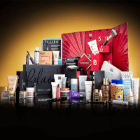 The Ultimate Black Friday Bundle - Advent Calendar & Back for Black Limited Edition Beauty Box (Worth over £407)
