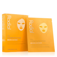 Rodial Vitamin C Cellulose Sheet Mask (Pack of 4)