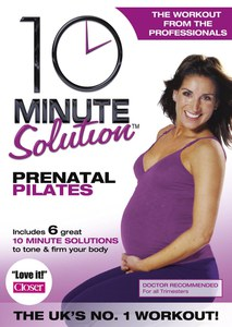 10 Minute Solution Prenatal Pilates