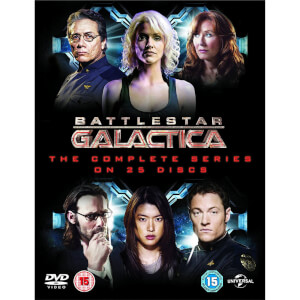 Battlestar Galactica - The Complete Series