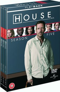 House - Series 5 - Complete