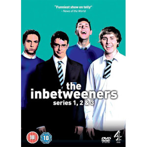 Inbetweeners - Series 1-3