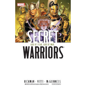 Secret Warriors Trade Paperback Vol 02 God Of Fear God Of War