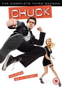 Chuck - Seizoen 3 Box Set