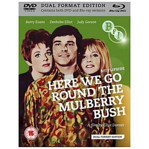 Here We Go Round The Mulberry Bush (Includes Blu-Ray and DVD Copy)