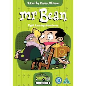 Mr. Bean - Animated Series: Volumes 1-6 - 20th Anniversary Editie