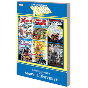 Uncanny X-men Off Index Marvel Universe Gn Trade Paperback