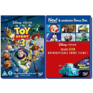 Toy Story 3 Double Pack (Asda Exclusieve)