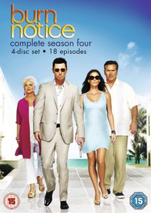 Burn Notice - Seizoen 4