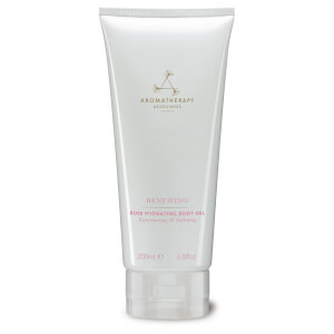 Gel de Corpo Hidratante com Rosa Renewing da Aromatherapy Associates 200 ml