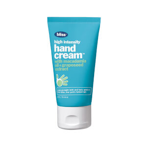 bliss High Intensity Hand Cream (75ml)