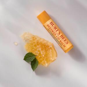 Burt's Bees Beeswax Lip Balm Tube: Image 4