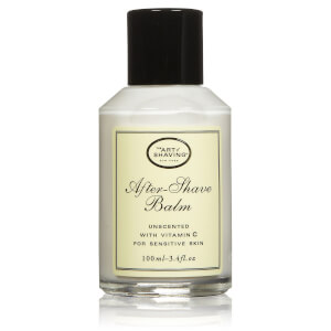 The Art of Shaving After Shave Balm Unscented 100ml