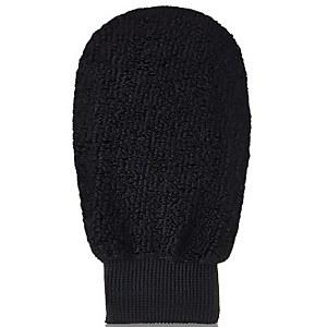 St. Tropez软毛巾布 - Black(1)