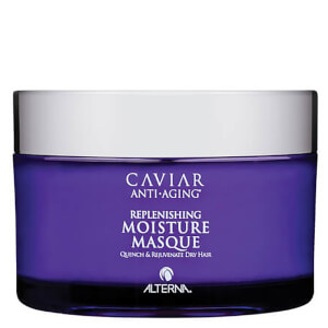 Восстанавливающая и питающая маска с экстрактом икры Alterna Caviar Seasilk - Treatment Hair Masque 161 г