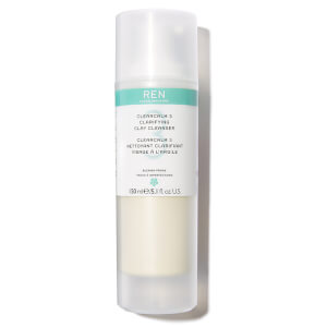 REN ClearCalm 3 Clarifying Clay Cleanser(150ml)