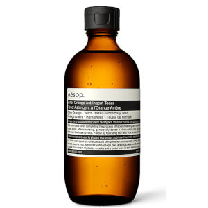 Aesop Bitter Orange Astringent Toner 200ml: Image 1