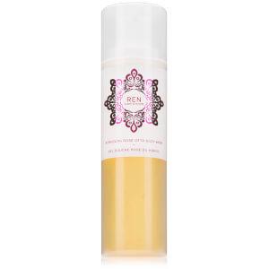 Gel de ducha rosa de Marruecos REN (200ml)