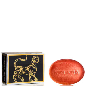 Ortigia Ambra Nera Single Soap 40g