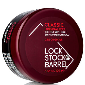 Lock Stock & Barrel The Daddy Classic Wax wosk do stylizacji włosów (100 g)