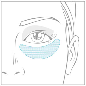 Talika Eye Therapy Patch (6 Patches & Case): Image 4