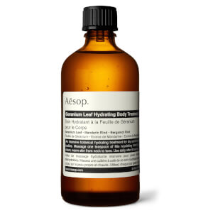 Aesop Geranium Leaf Hydrating Body Treatment 100ml Coupon Code